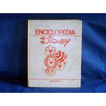 Antigo E Raro Livro Enciclopédia Disney Volume 2 De 1972