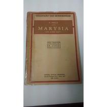 Livro Marysia - M. Delly