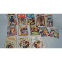 Lote Com 13 Livros Antigos Da Coleção Variada Romance Lv025