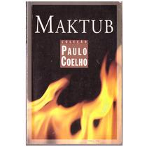 Livro Maktub De Paulo Coelho