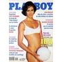 Revista Playboy Ida Do Vôlei Nº 254 - Setembro/1996