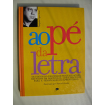 Ao Pé Da Letra Pasquale Cipro Neto - Gramática Ilustrado