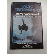 Livro Coleção Vampiro N° 360 Falso Testemunho
