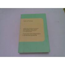Livro ,,, O Processo Psicodiagnostico E As Tecnicas ,,