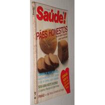 Almanaque Saude N. 45 Pães Honestos Viva Vida Com Saud Livro