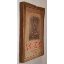 Antero Fidelino De Figueiredo Livro