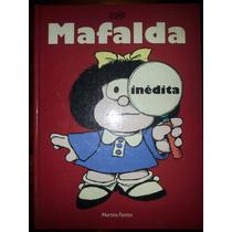Coleção Mafalda Contendo Inédita E Toda Em 1a Ed. Capa Dura