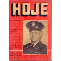 B2134 Rara Revista Hoje Nº 70, Nov 1943, Ciências, Letras