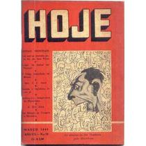 B2126 Rara Revista Hoje Nº 61, Fev 1943, Ciências, Letras