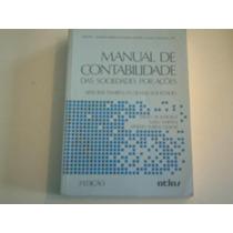Manual De Contabilidade Das Sociedades Por Ações -iudícibus