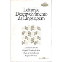 Livro Leitura E Desenvolvimento Da Linguagem