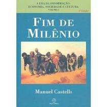 Livro Fim De Milênio - Manuel Castells