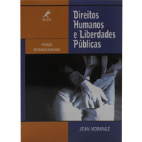 Livro Direitos Humanos E Liberdades Públicas Jean Morange