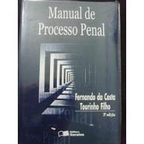 Livro Manual De Processo Penal Fernando Da Costa Tourinho Fi