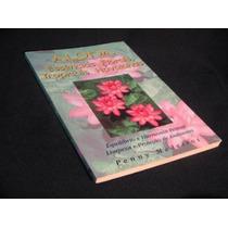 Livro Aloha Essências Florais Tropicais Havaianas Penny Mede