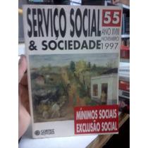 Livro Serviço Social & Sociedade 55 Ano Xxviii