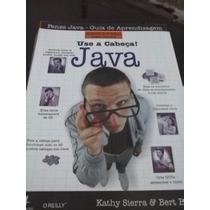 Livro Use A Cabeça Java Aspecto Novissímo