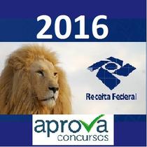 Concurso Aprova Auditor E Analista Da Receita Federal