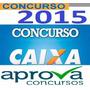 Concurso Caixa Econômica - 216 Video Aulas - Frete Grátis