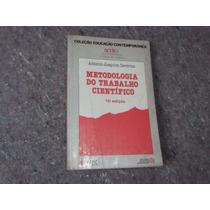 Metodologia Do Trabalho Científico - 15ª Ed. A. J. Severino