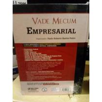 Vade Mecum Empresarial 2011 Rideel - Novo Lacrado.