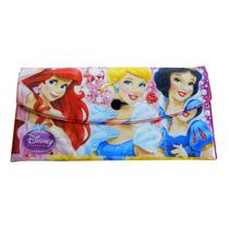 Carteira Infantil Princesas Disney Original Brilha Festa