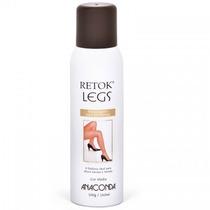 Retok Legs Anaconda: Maquiagem Para As Pernas Spray Claro