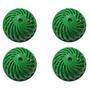 Kit 3 Bolas Lavar Roupas Eco Ball Lave Sem Sabão + Brinde!