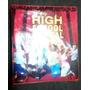 Pasta Escola High School Music - Vermelha - Imperdível !
