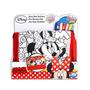 Bolsa Tipo Carteiro Para Colorir Minnie Toyng Brinquedos