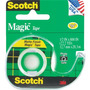 1/2x800 Magic Trsnp Tape 119