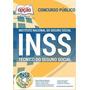 Concurso Instituto Nacional Do Seguro Social (inss) Técnico