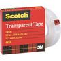 1/2 X36yd Trnsp Tape Rfl 600