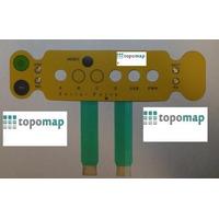 Interface Minter Para Gps Topcon Hiper - Gnss Rtk Topografia