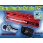 Torquímetro De Estalo - 1/2´´(60~130nm) Certificado.
