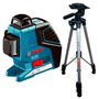 Nivel A Laser Gll 3-80p + Trie Bs 150 - Bosch