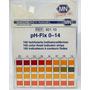 Fita Para Medir Ph 0-14 Cx C/100 Unid. Importado Alemanha