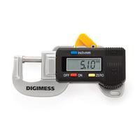 Medidor De Espessura Digital 0-12mm 130.407 Digimess
