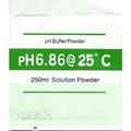 Kit 6 Sachês Para Calibração De Medidores De Ph Eletronico