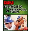 6 Dvd - Eletrica Residencial E Predial - Curso Eletricista