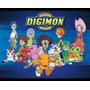 Dvd Digimon 1° Temporada Completa + Frete Gratis
