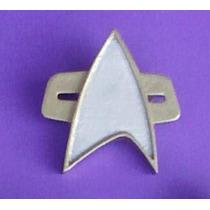 Comunicador Pin Botom - Jornada Nas Estrelas Ds9 - Star Trek