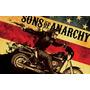 Sons Of Anarchy - 4 5 6 E 7 Temp Legendadas Com Caixinhas