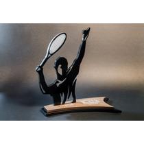 Troféu De Tênis - Troféus Personalizados