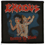 Patch Tecido - Exodus - Bonded By Blood (p1) - Importado