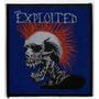 Patch Tecido - The Exploited - Patch 9 - Importado
