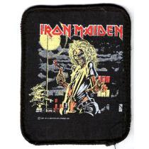 Patch Estampado - Iron Maiden - Killers P262 Importado