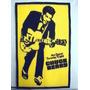 Chuck Berry Lindo Patche Costas Costurar Roupa Jaqueta
