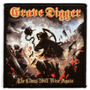 Patch Estampado - Grave Digger - The Clans Will Rise Again