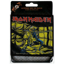 Patch Tecido - Iron Maiden - Piece Of Mind (p357) Importado
